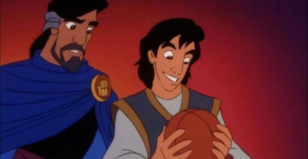 Aladdin Remake Sequel