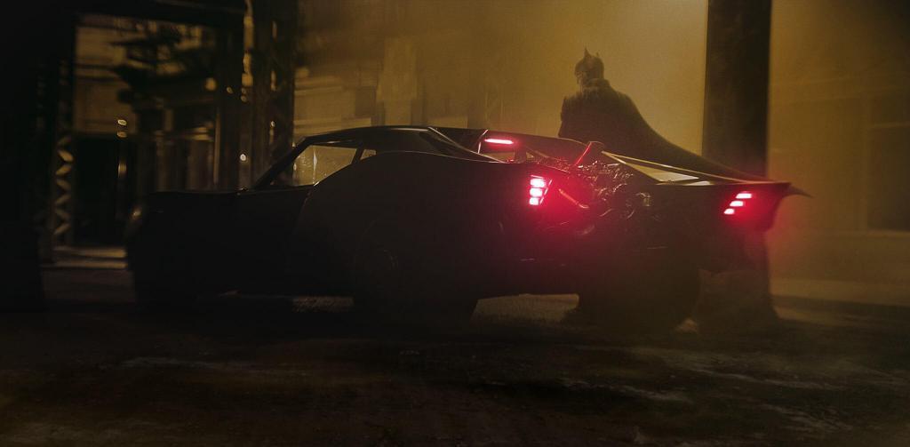 Batmobile, The Batman