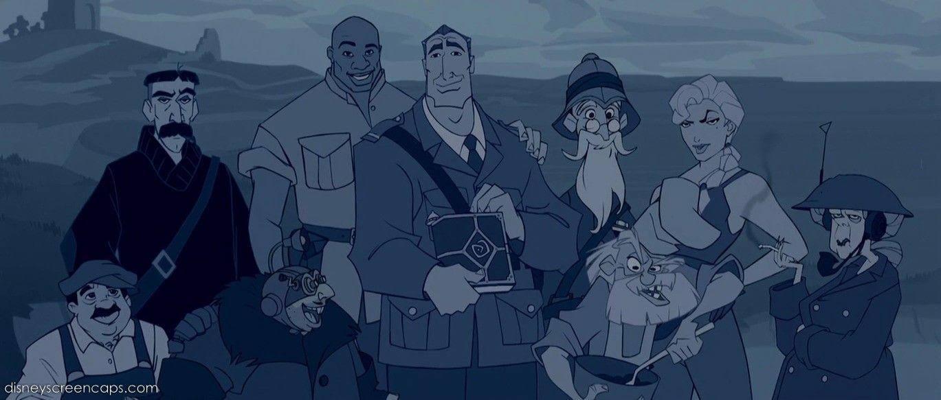 Atlantis sequel interview