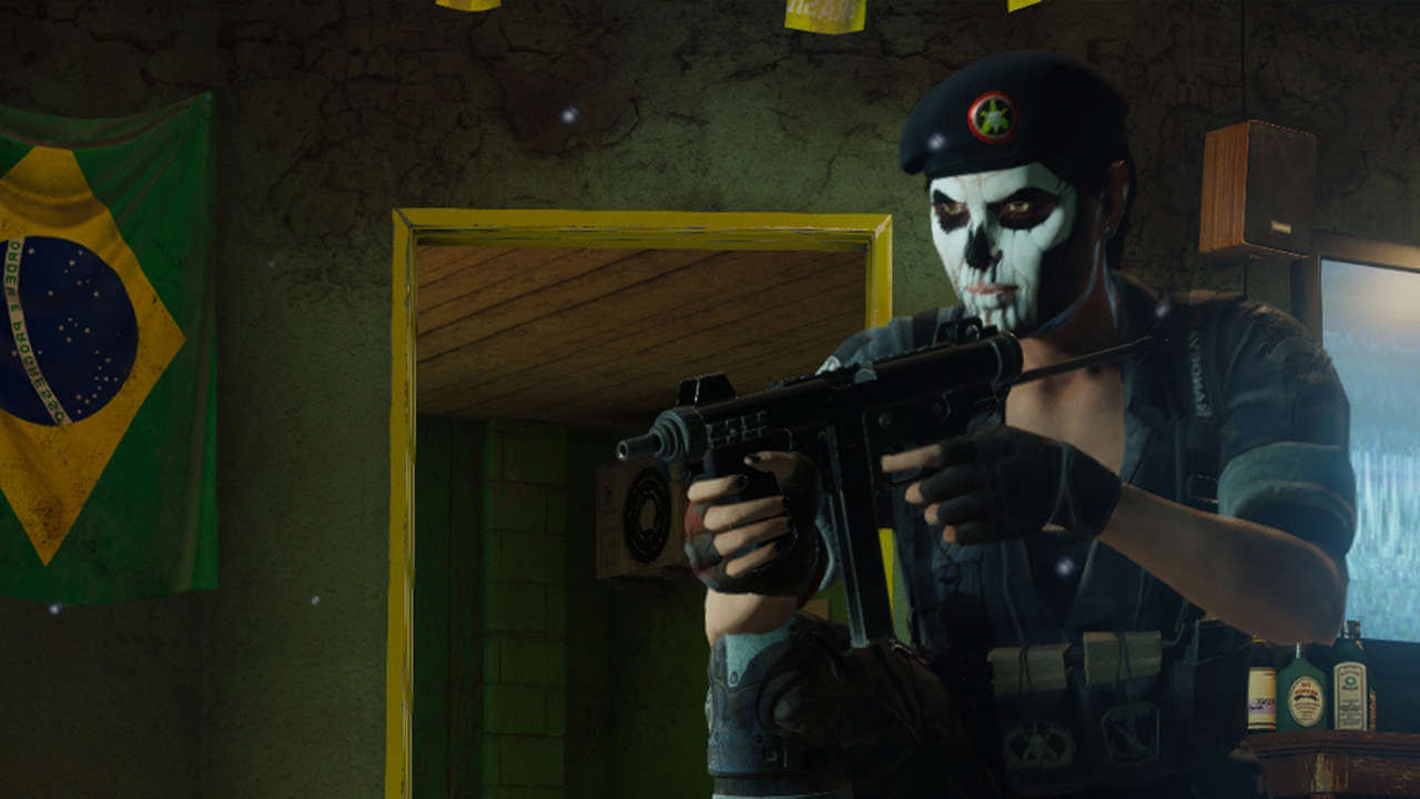 What I've Been Playing - Tom Clancy's Rainbow Six: Siege