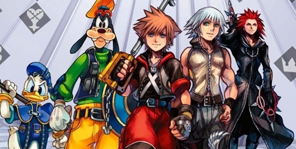 Kingdom Hearts Bosses