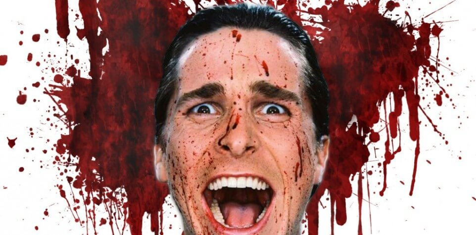 am psycho blood