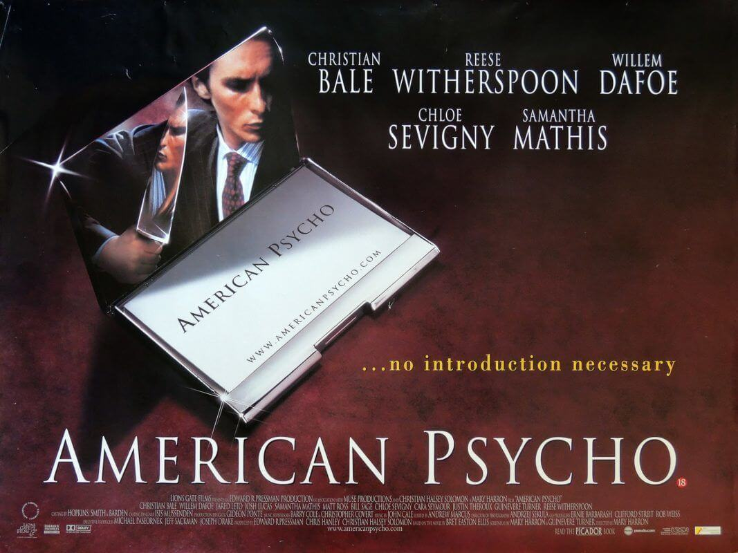 American Psycho: Too Hip To Be Square - Geeks + Gamers