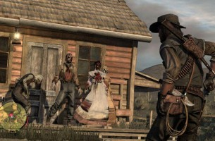 What I've Been Playing: RDR: Undead Nightmare