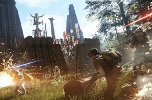 DICE Temporarily Removes Microtransactions from Star Wars Battlefront II