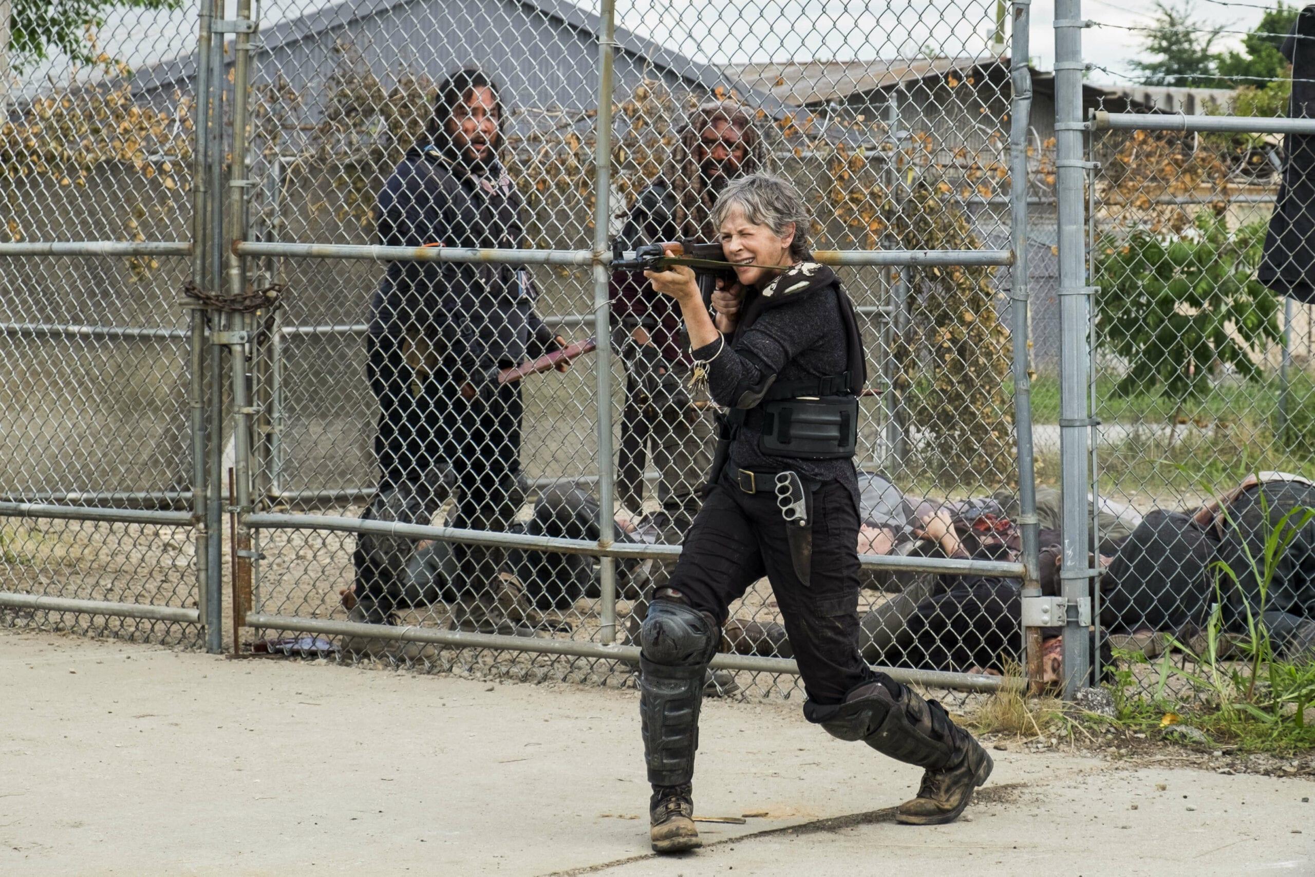 """The Walking Dead – Season 8 Episode 4 """"Some Guy"""""""