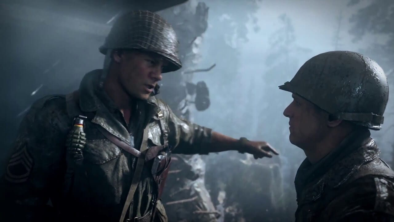 Call of Duty WWII - Story