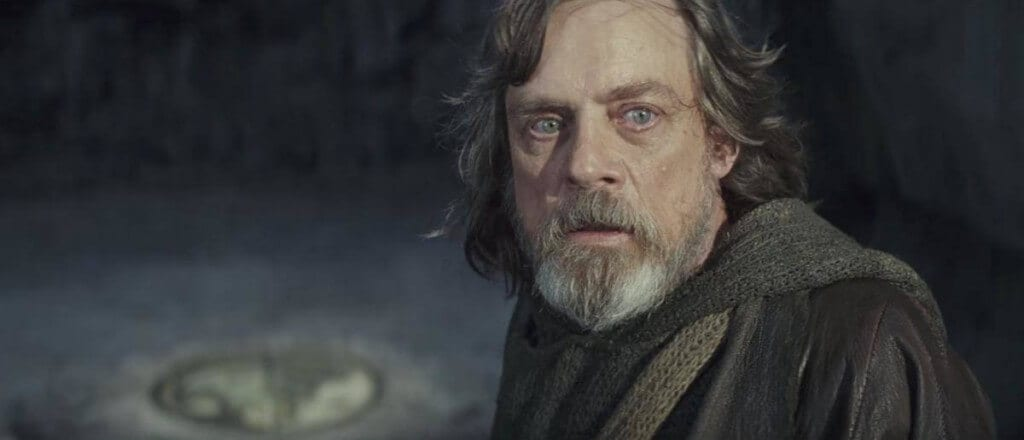 Luke Skywalker, Star Wars: The Last Jedi