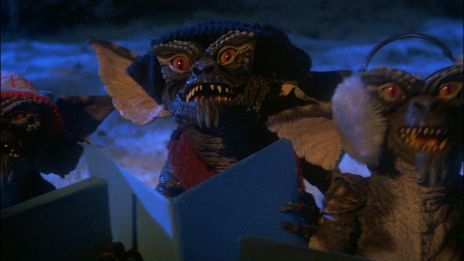 Gremlins Christmas.Gremlins Is A Darker Version Of It S A Wonderful Life
