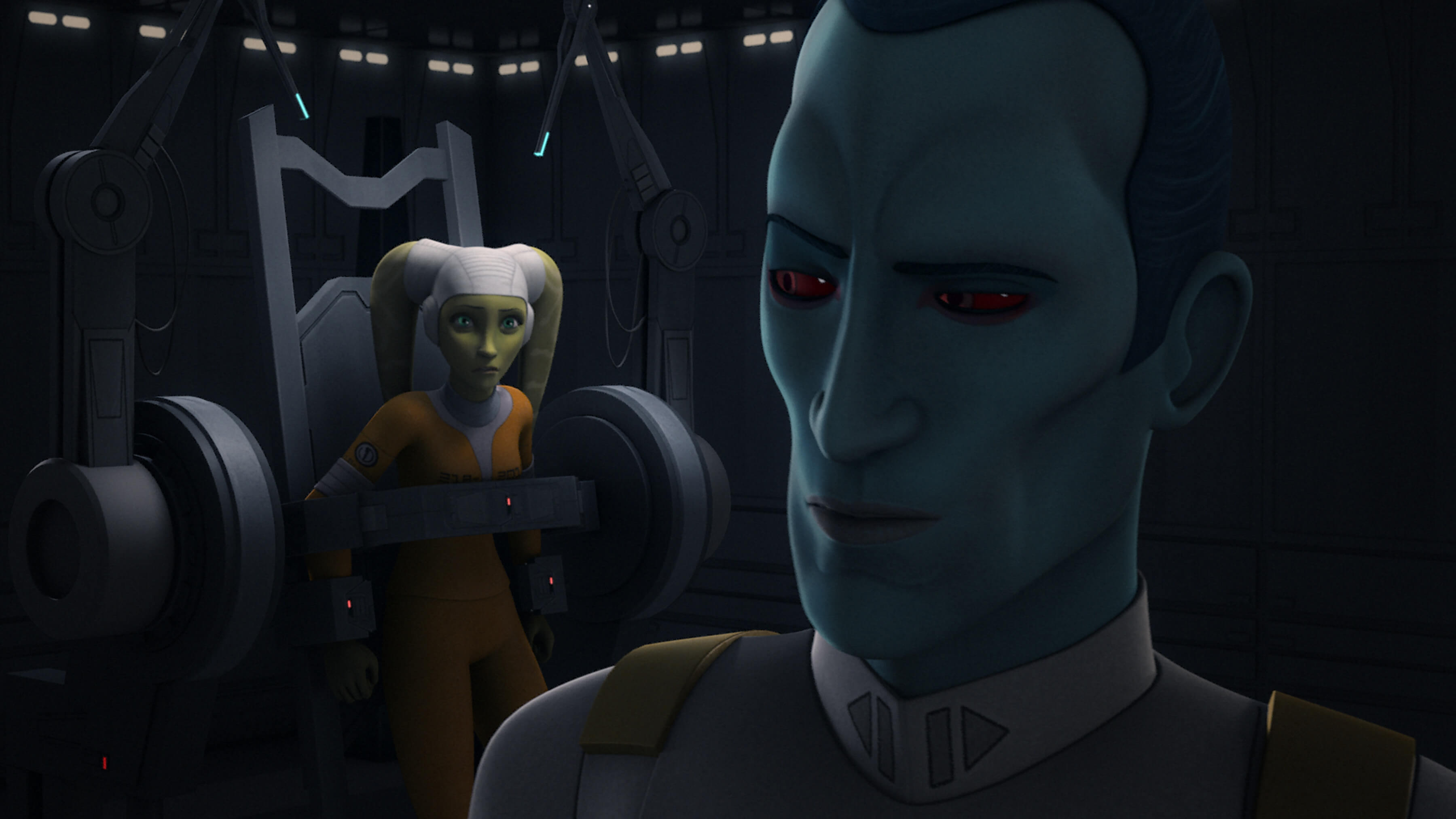 """REVIEW: Star Wars Rebels - """"Jedi Night"""" and """"Dume"""" - Geeks ... - photo#43"""