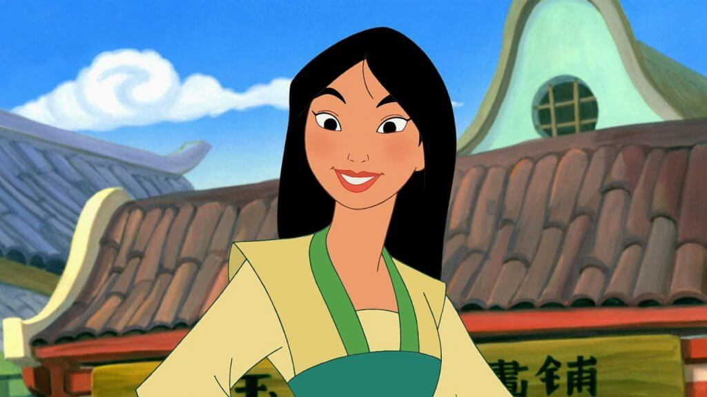 Mulan, Disney Princesses