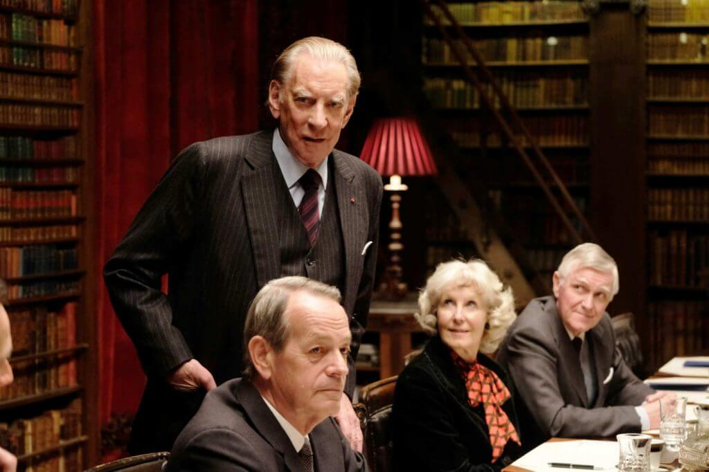 Donald Sutherland, Trust, Consequences, Finale