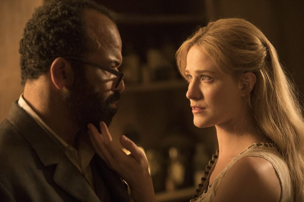 Dolores and Bernard, Westworld, Virtù e Fortuna
