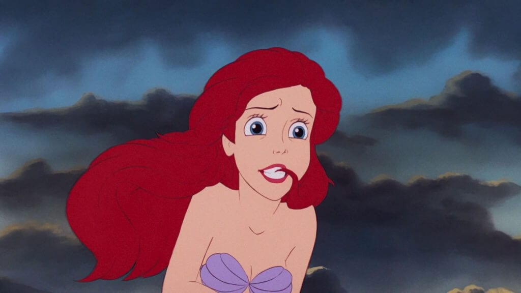 Ariel, The Little Mermaid, Disney Princesses