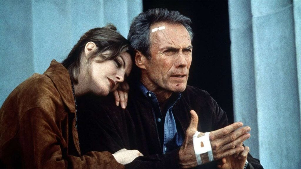 Clint Eastwood, Rene Russo, In the Line of Fire