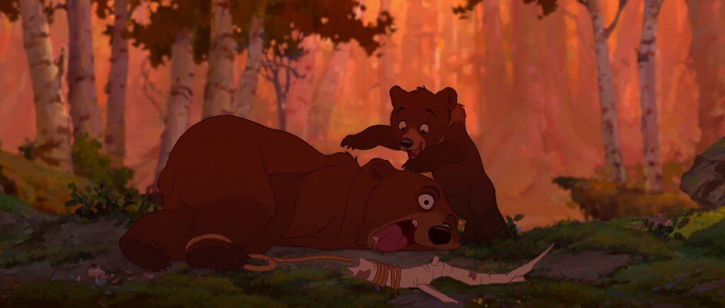 Kenai, Koda, Brother Bear