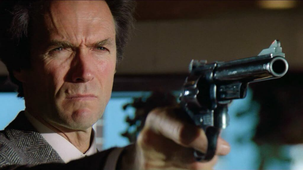 CLint Eastwood, Sudden Impact, Dirty Harry, Make My Day
