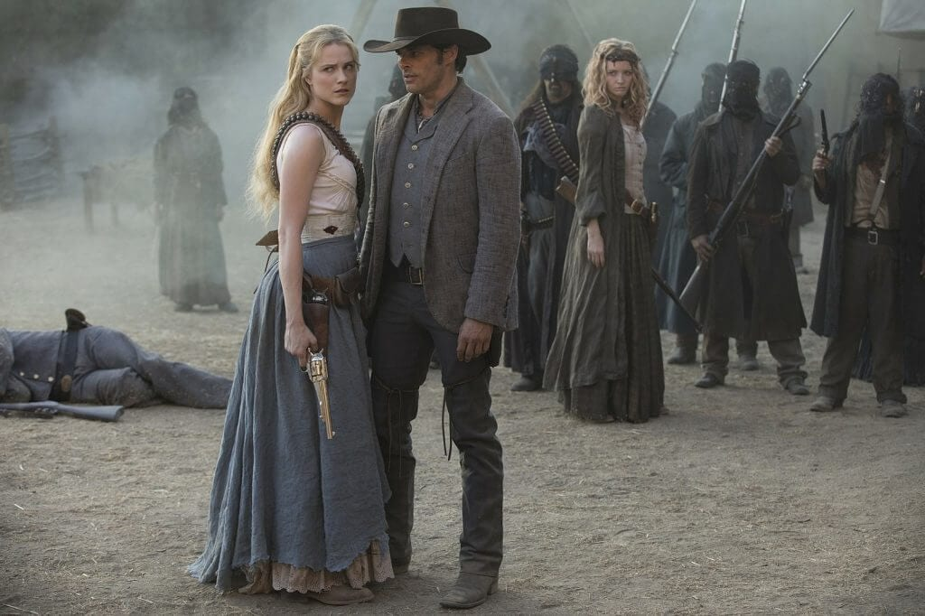 Dolores and Teddy, Westworld, Virtù e Fortuna