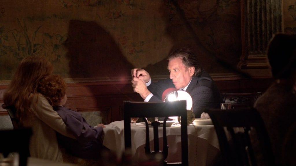 Donald Sutherland. Trust. Kodachrome