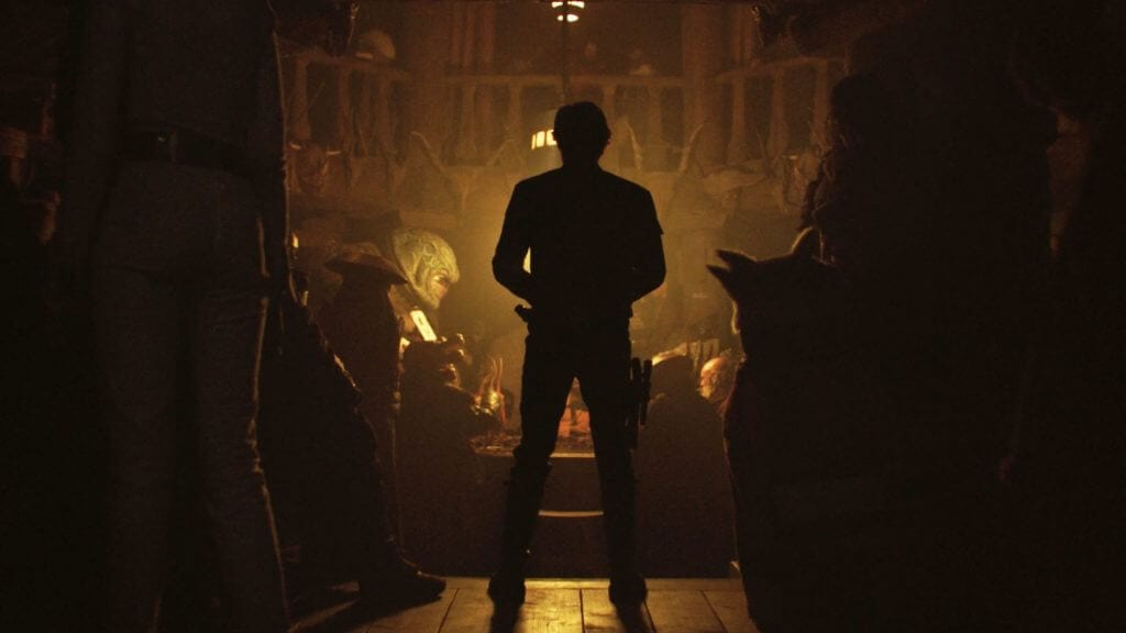 Alden Ehrenreich, Han Solo, Solo: A Star Wars Story