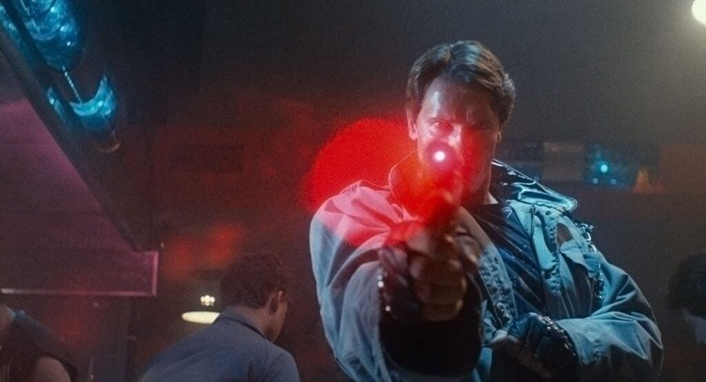 Arnold Schwarzenegger, The Terminator, action films