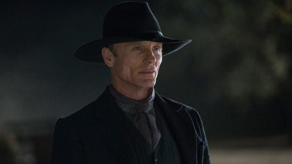 Ed Harris, Man in Black, Westworld, Riddle of the Sphinx