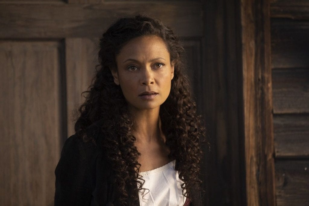 Thandie Newton, Maeve, Westworld, Les Escorches