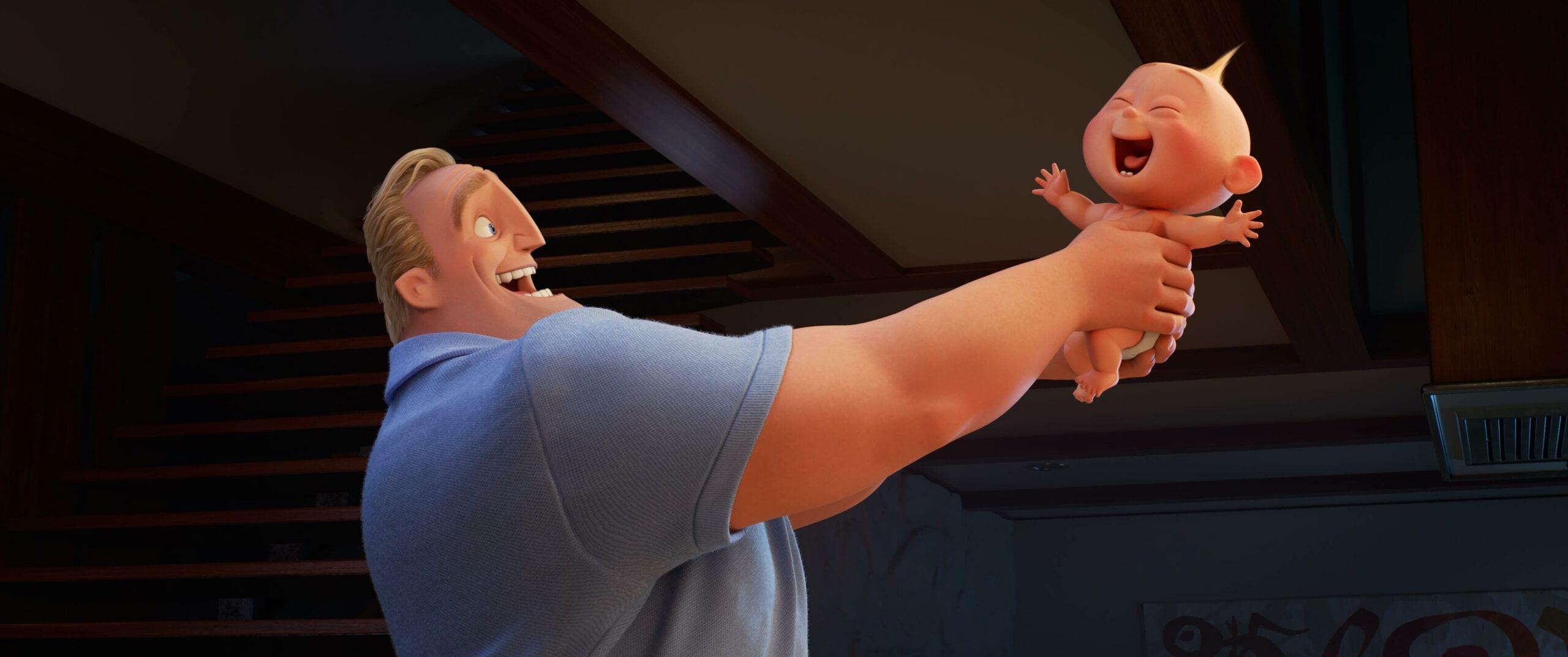 The Incredibles vs. Incredibles 2 - Geeks + Gamers