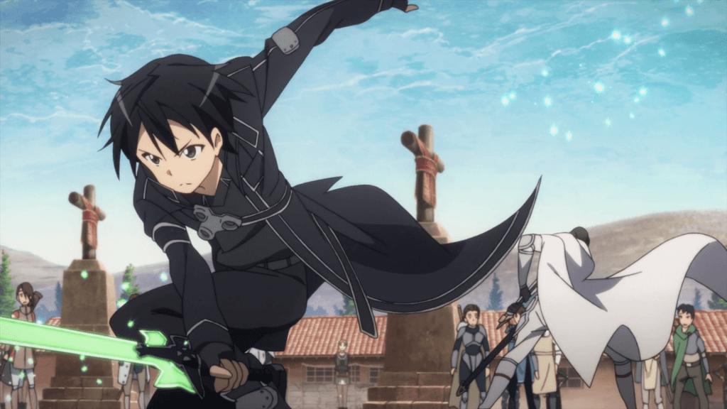 Kirito, Sword Art Online, True Fan