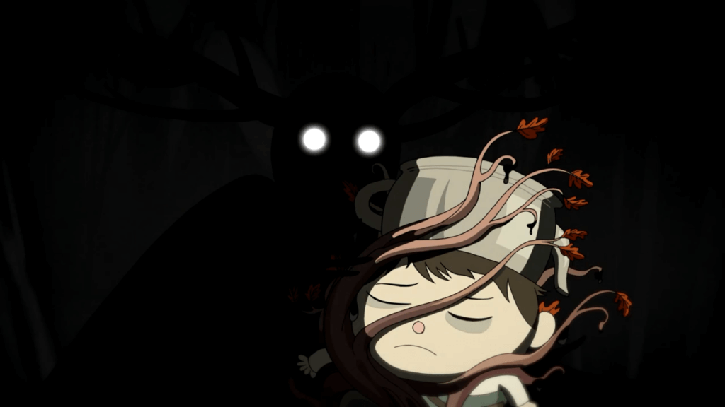 Greg, the Beast, Over the Garden Wall