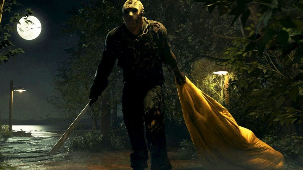 Jason, Friday the 13th: The Game
