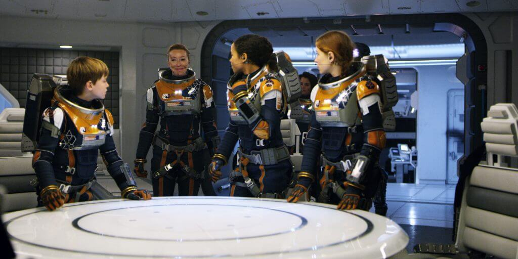 Lost in Space, Maureen, Judy, Penny, Will, Danger, Will Robinson