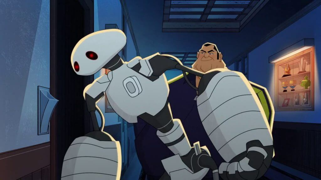 Yama, Big Hero 6: The Series, Baymax Returns