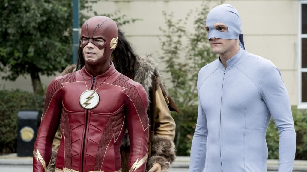 The Flash, Elongated Man, Barry Allen, Ralph Dibny, The Flash season 4