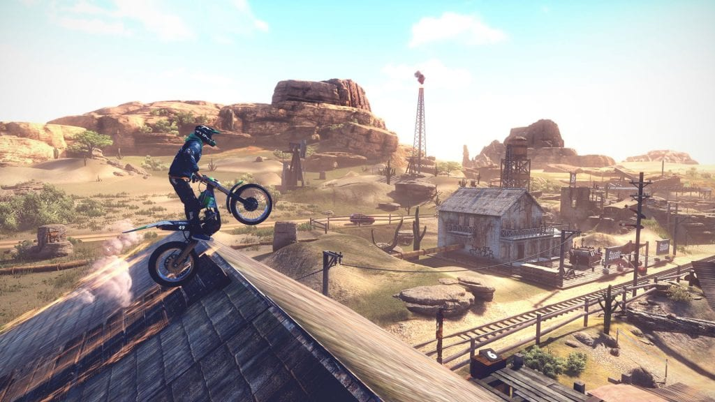 Trials Rising, Ubisoft, E3 2018