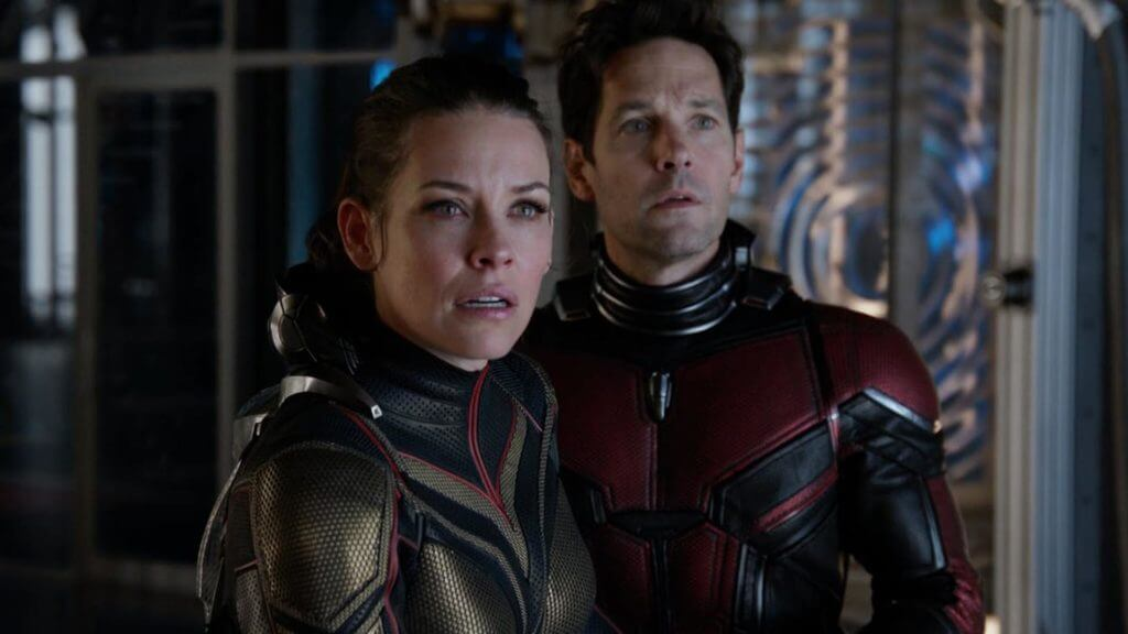 Ant-Man and the Wasp, Scott Lang, Paul Rudd, Hope van Dyne, Evangeline Lilly, superheroes