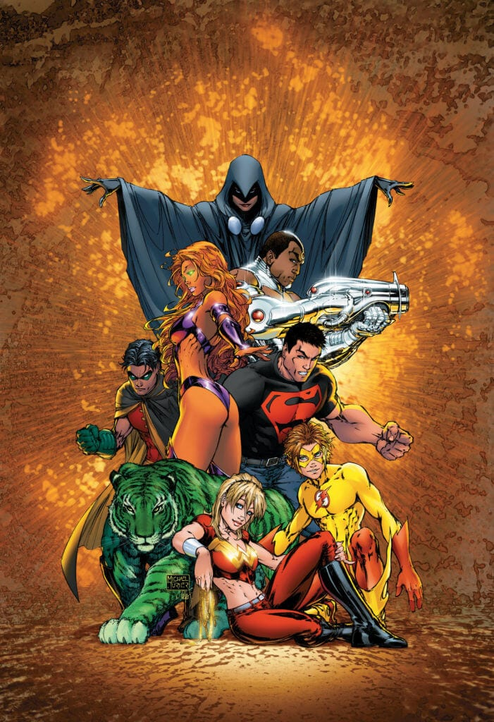 Teen Titans, Post-Crisis