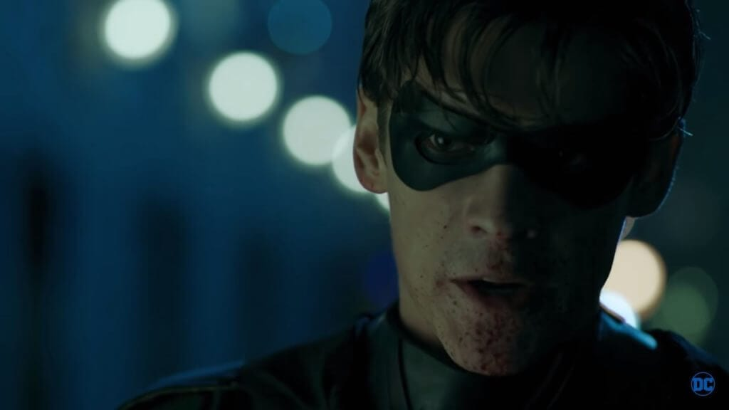 Titans, DC, Robin