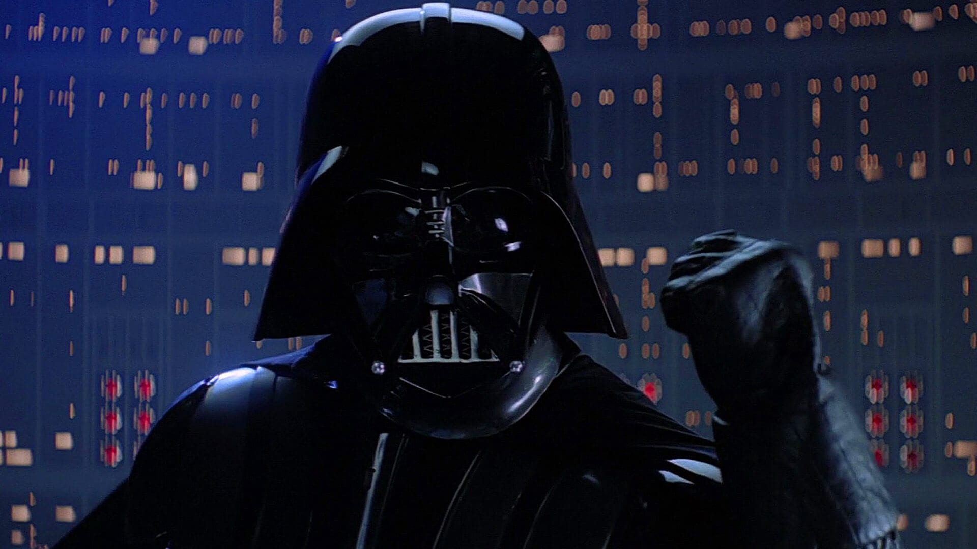 Resultado de imagen de darth vader empire strikes back