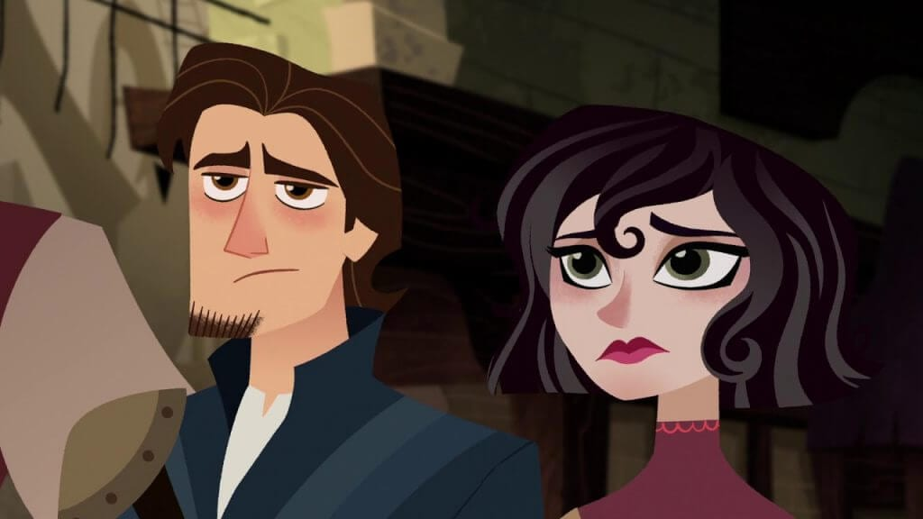 Eugene, Cassandra, Rapunzel's Tangled Adventure, The Return of Quaid
