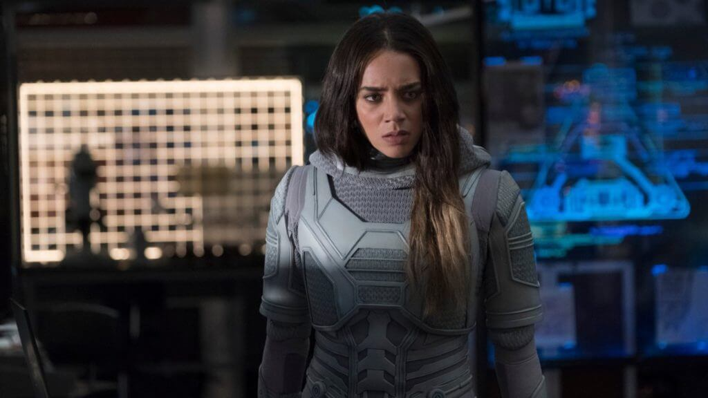 Ghost, Hannah John-Kamen, Ant-Man and the Wasp, superheroes