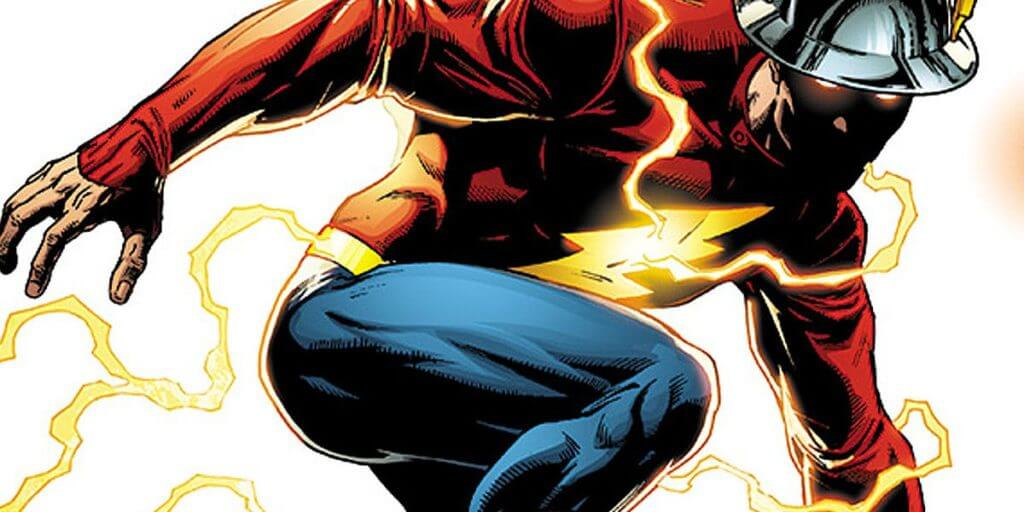 The Flash, Jay Garrick
