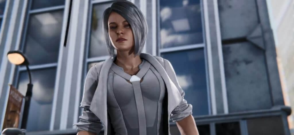 Silver Sable, Spider-Man, Spider-Man trailer