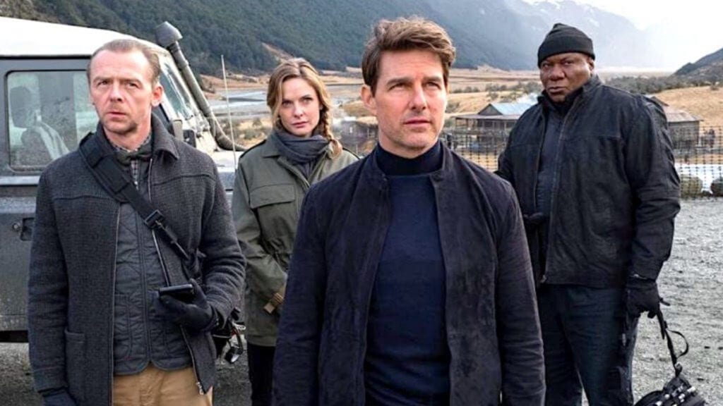 Mission: Impossible -- Fallout, Mission: Impossible, Tom Cruise, Ethan Hunt, Ving Rhames, Simon Pegg, Rebecca Ferguson