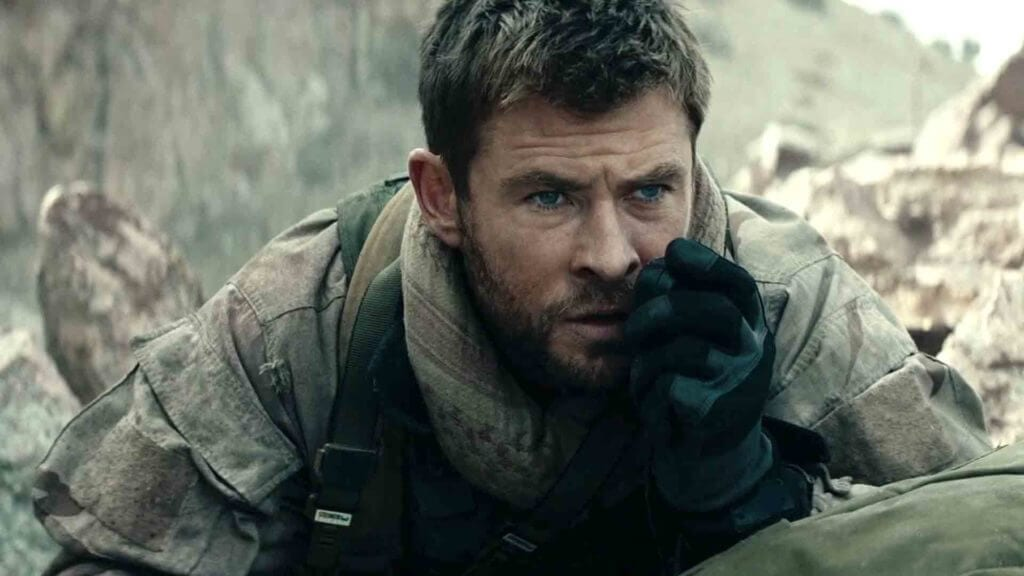 Chris Hemsworth, Dhaka, 12 Strong