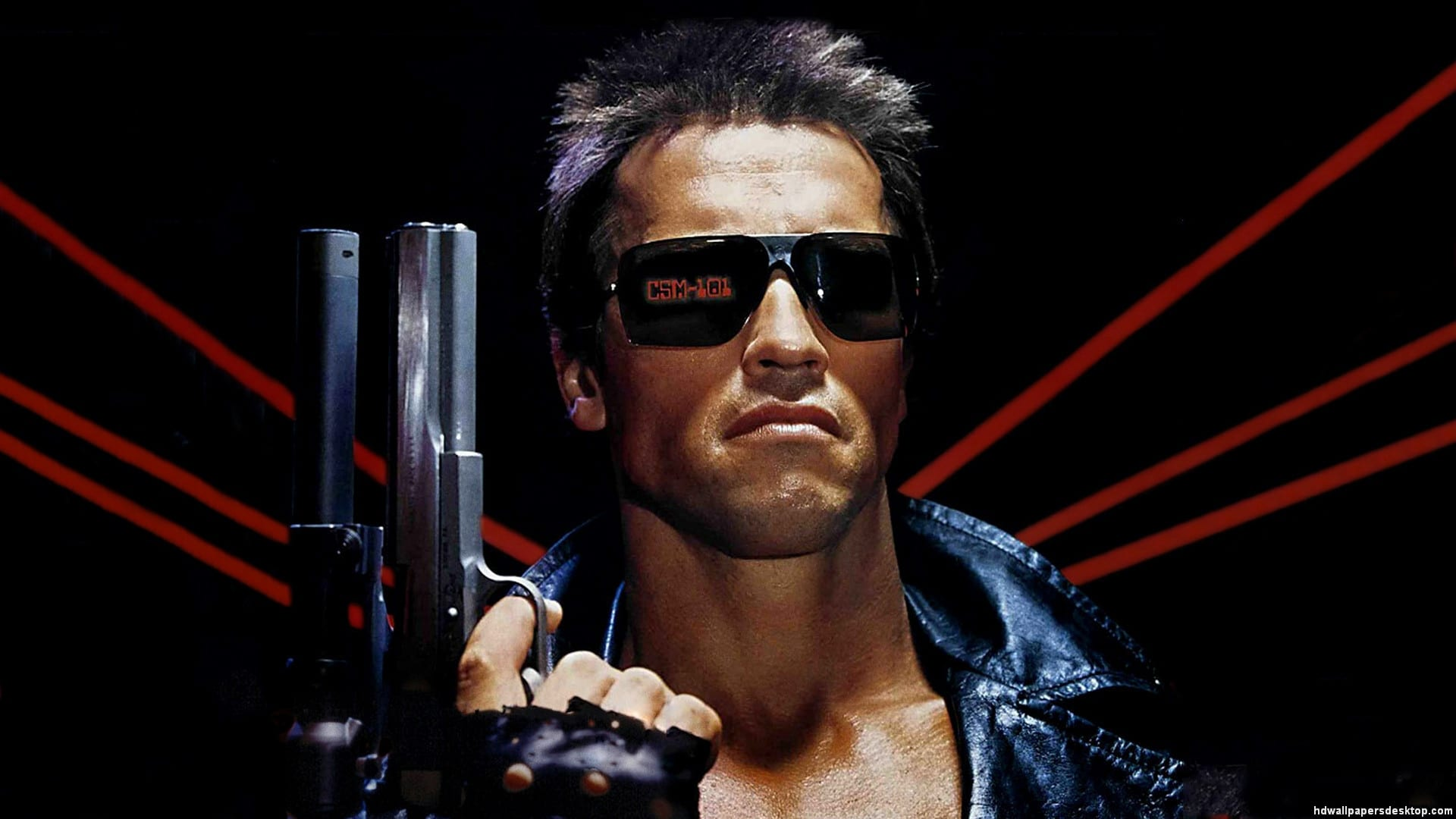 Bullets, Bombs and Beatdowns: The Terminator (1984) - Geeks + Gamers