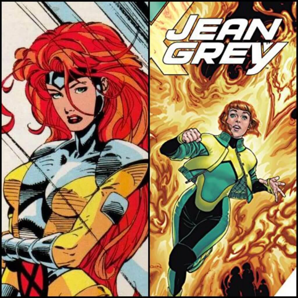 Jean Grey, X-Men, diversity