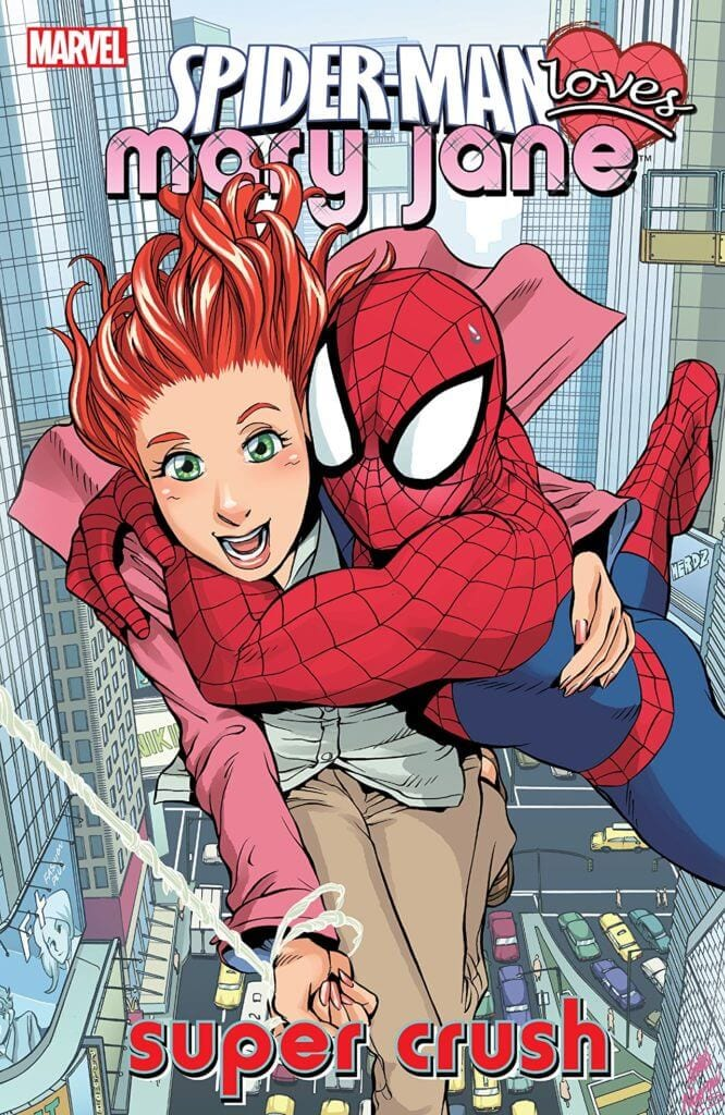 Spider-Man, Spider-Man Loves Mary Jane, Comic Books, kid-friendly