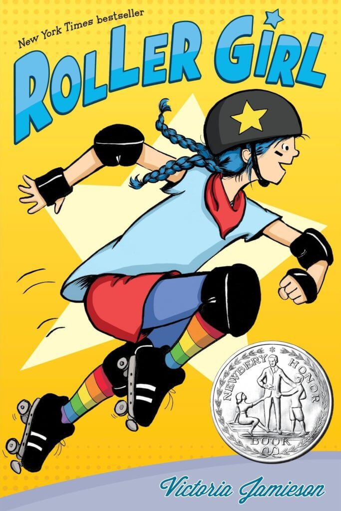 Roller Girl, Comic Books, kid-friendly