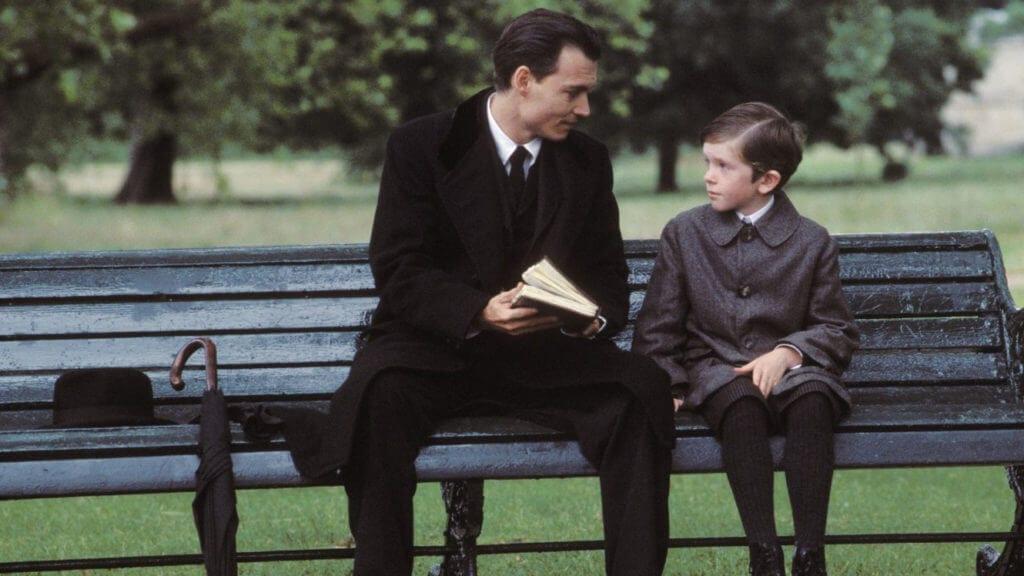 Finding Neverland, Johnny Depp